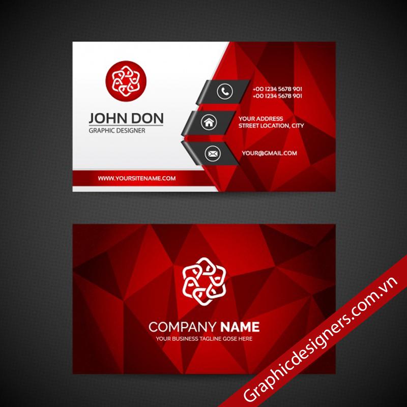 thiết kế Name card chuyên nghiệp